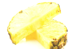 grilled pineapple plant based diet recipe