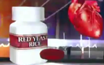 red yeast rice cholesterol lowering capsule